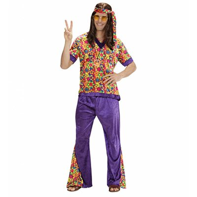 """Hippie """"Dude"""" Fluweel"""