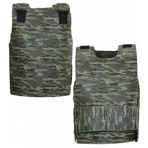 Kogelvrij Vest Camouflage Volwassen