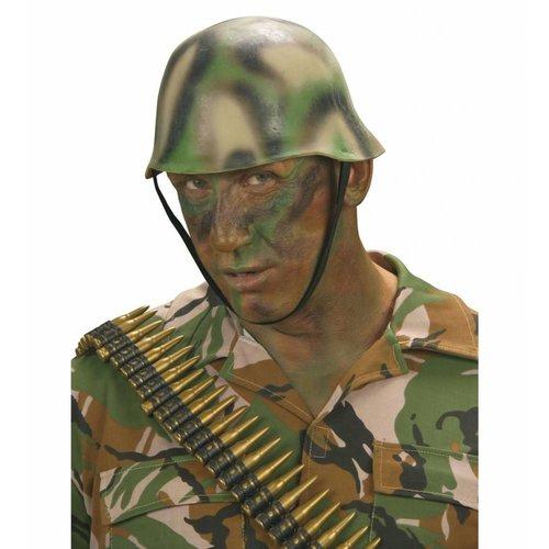 Widmann Camouflage Soldaten Helm