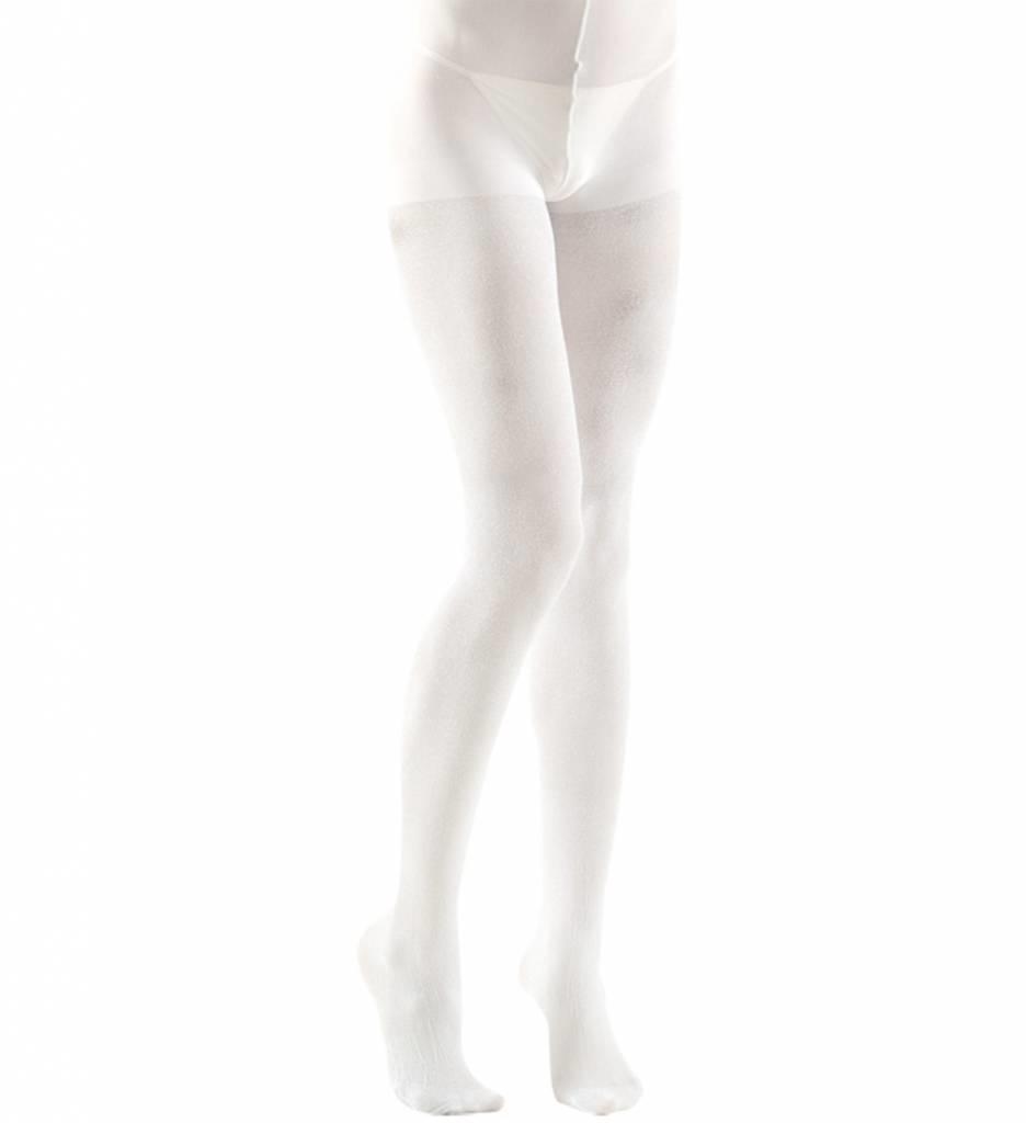 Panty 40Den Glitter Wit