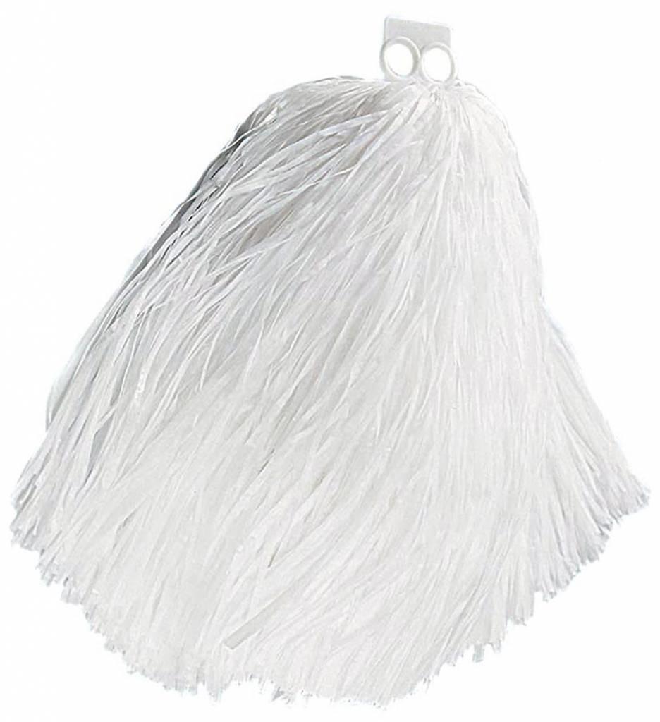 Pom Pom Luxe Uitvoering Wit
