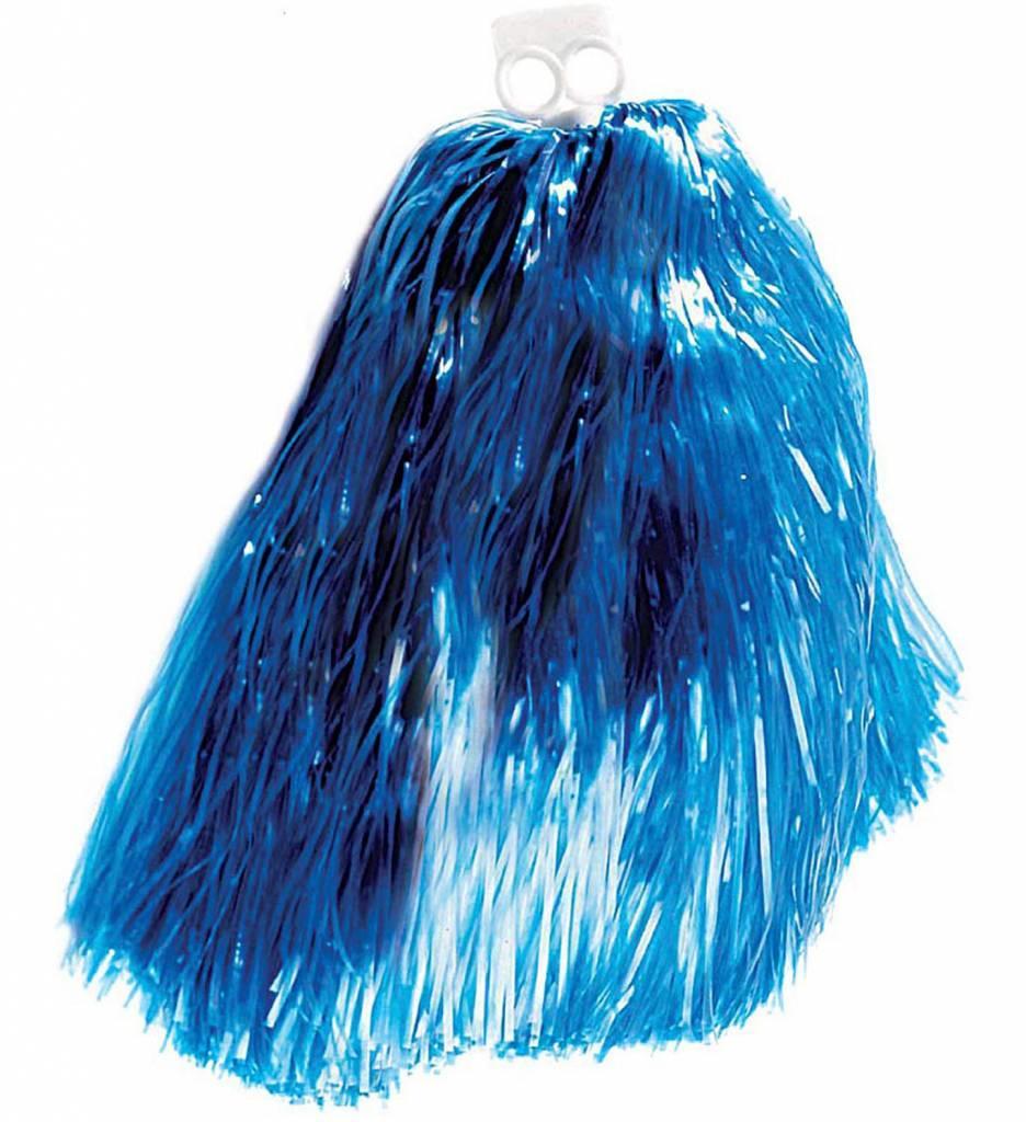 Pom Pom Luxe Uitvoering Blauw