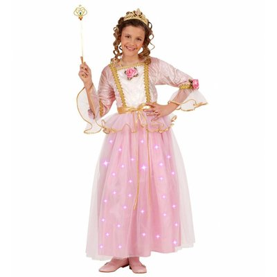Roze Prinses Fiberoptisch