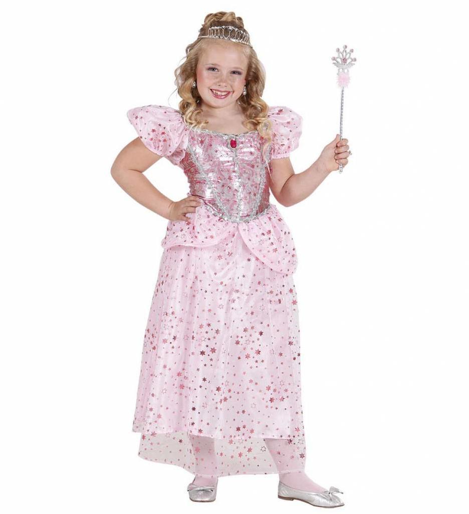 Roze Fee Kostuum Kind