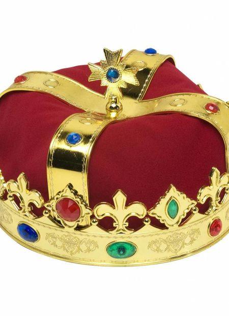 Koningskroon de luxe