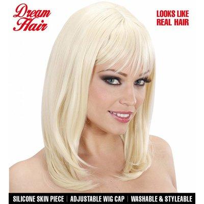 Pruik Droomhaar Ashley Blond