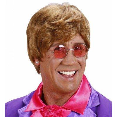 Pruik Elton