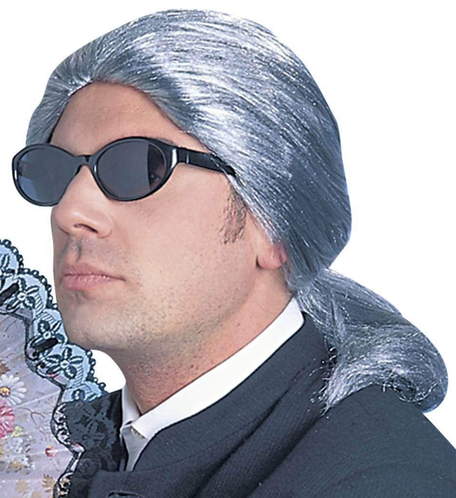 Pruik Karl (In Plastic Doos)