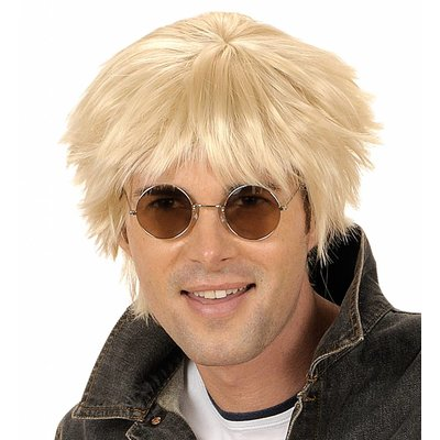 Pruik Beat Blond