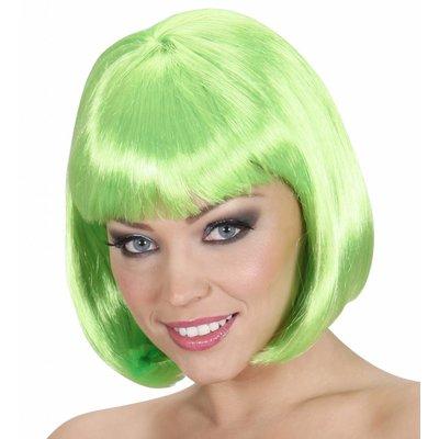 Pruik Lovely Groen