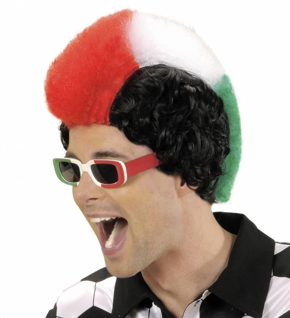 Pruik Supporter Italiãƒâ« Man