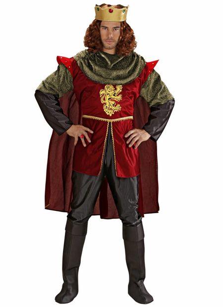Ridder met cape