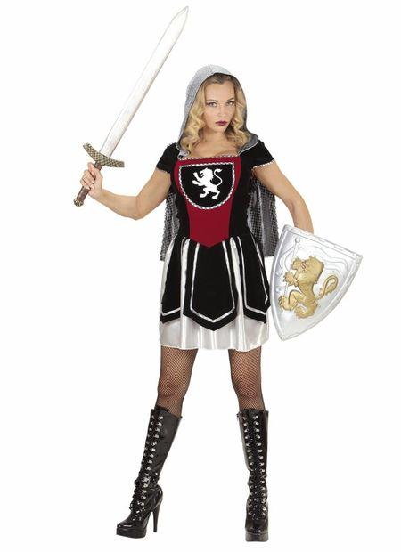 Vrouwelijke ridder