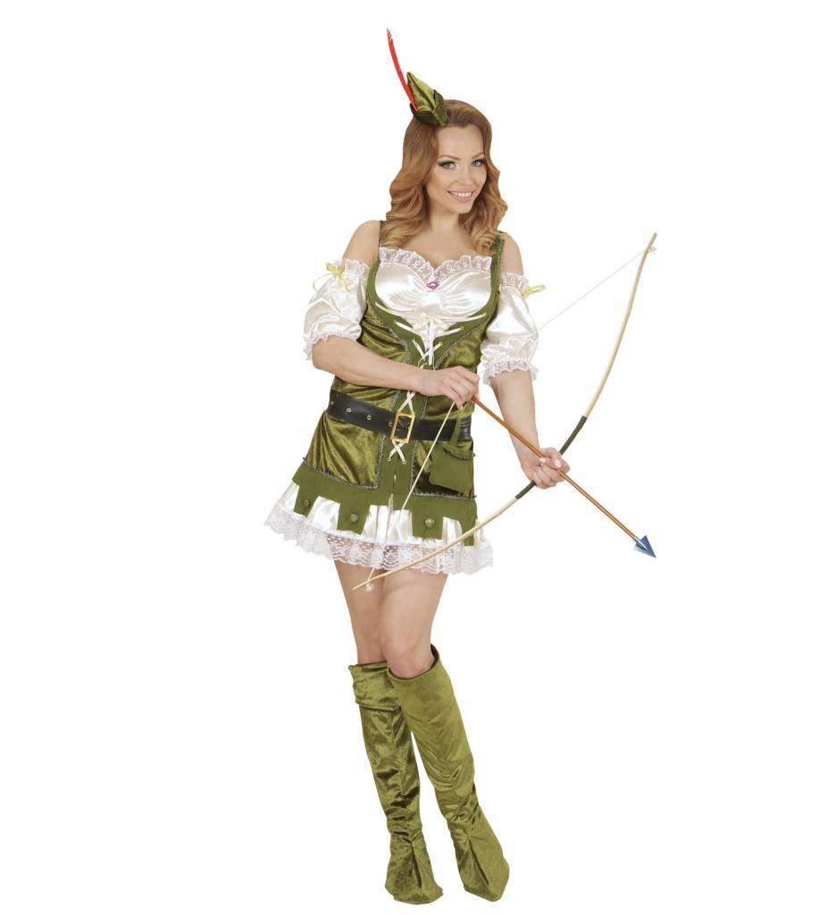 Vrouwelijke Robin Hood