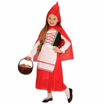 Roodkapje Kostuum Meisje