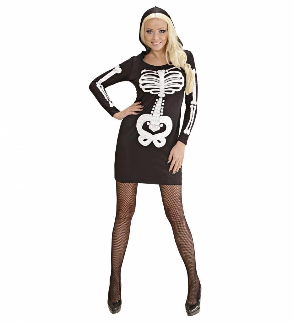 Glamour Skelet Meisje