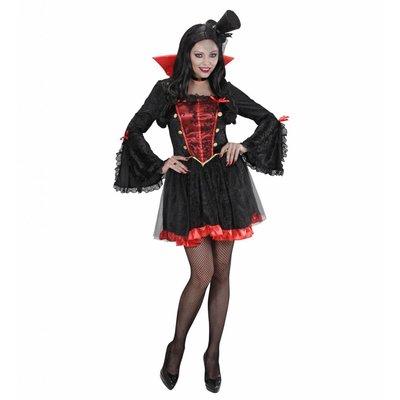 Dames Vampier Kostuum