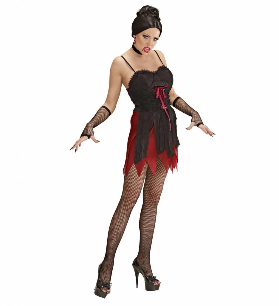 Victoriaanse Vrouwlijke Vampier Sexy