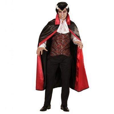 Bloederige Vampier Kostuum Met Mantel