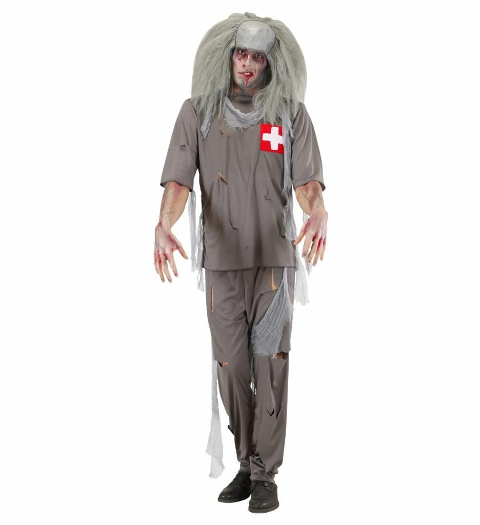 Zombie Dokter Grijs