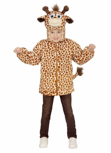 Hoodie kind, giraf