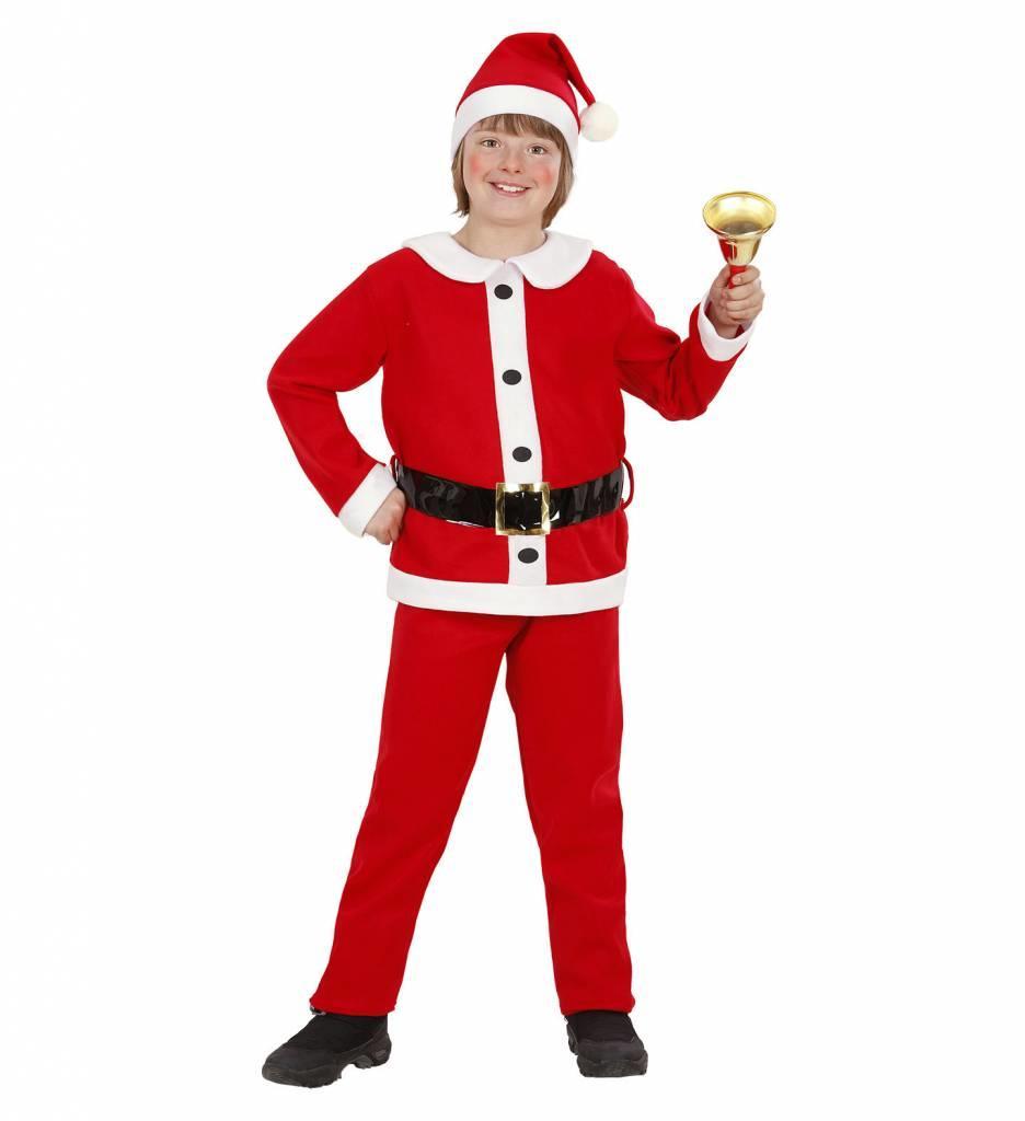 Kerstjongen Flanel