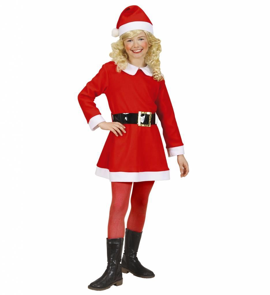Kerstmeisje Flanel