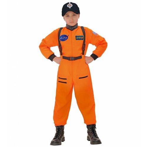 Widmann Astronautenpak Kind Oranje