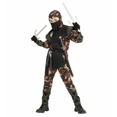 Super stoere Ninja Soldaat pak