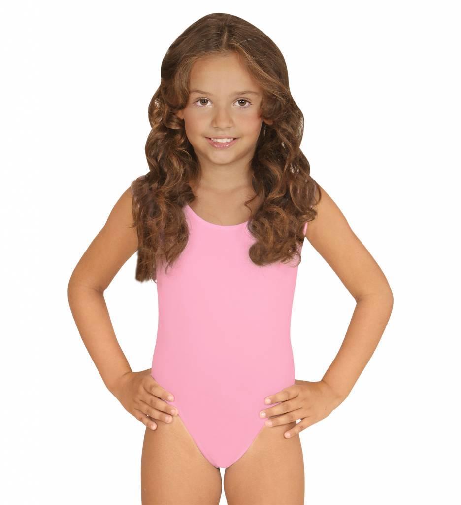 Mouwloze Body Soft Roze