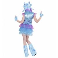 Widmann Blauw Monster Meisje