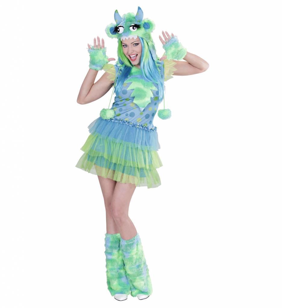 Groen Monster Meisje
