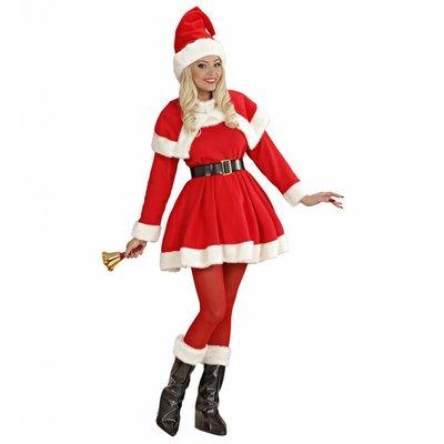 Luxe Uitvoering Kerstvrouw