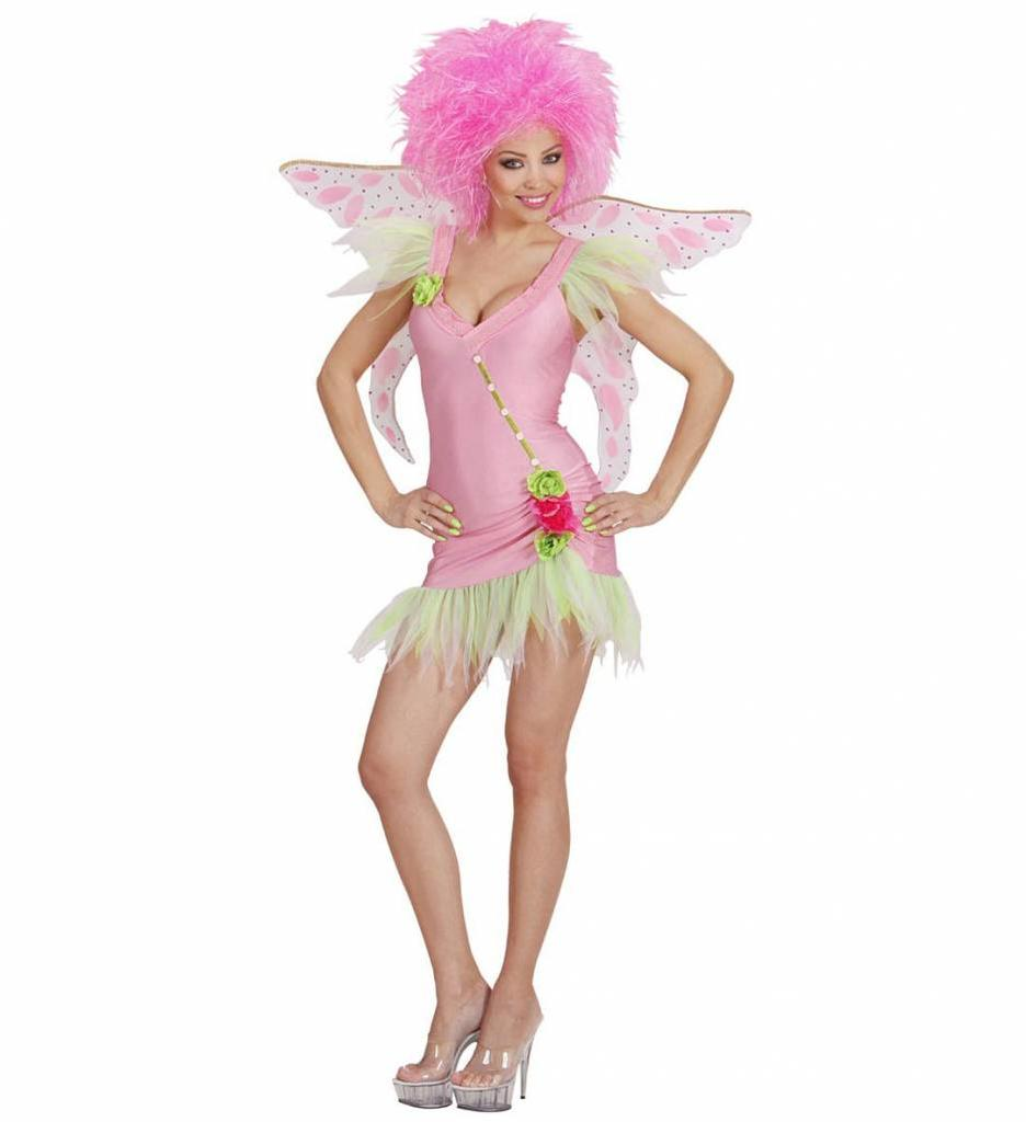 Sexy Roze Elfje