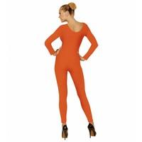 Widmann Body Volwassen Lang Oranje