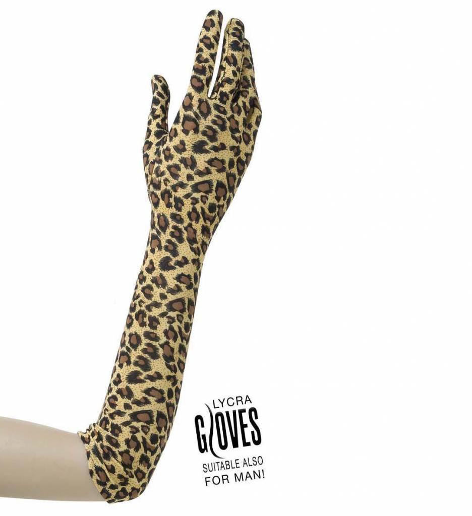 Handschoenen Luipaard