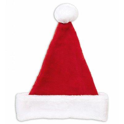 Kerstmanmuts Pluche