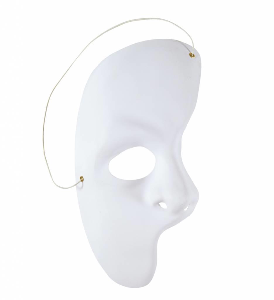 Luxe Masker Phantom Halfgezicht