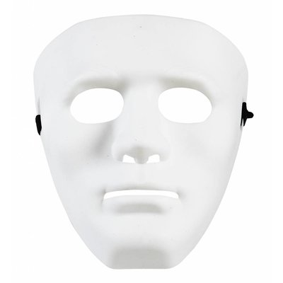 Masker Anonym Wit