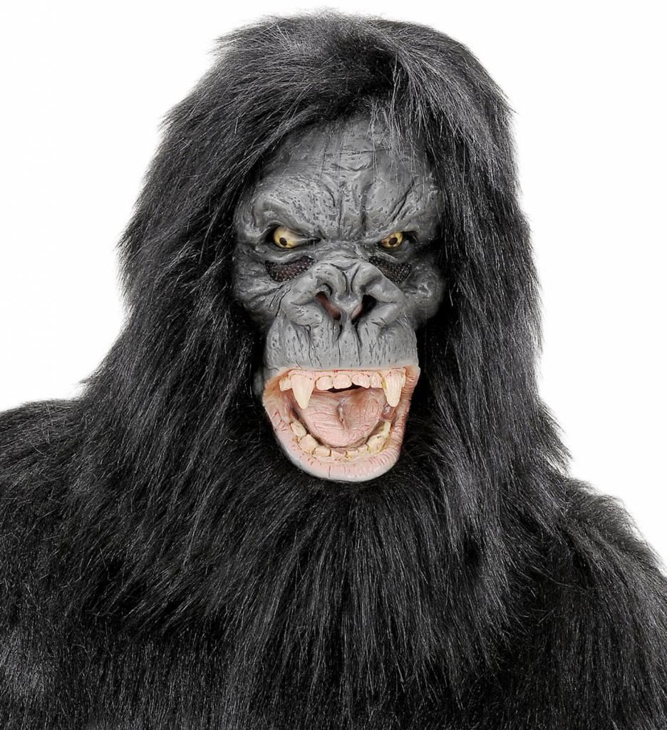 Masker King Kong Van Pluche