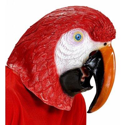 Papegaai Masker