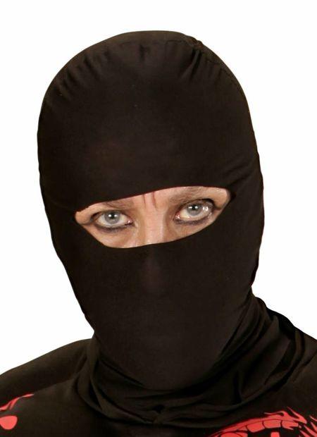 Ninja masker, volwassen