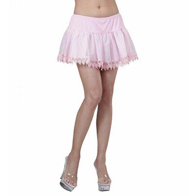 Petticoat Roze Met Franje