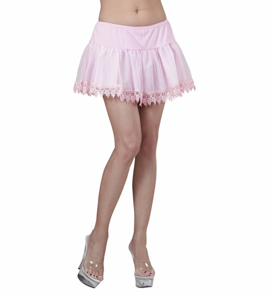 Petticoat Rose Met Franje