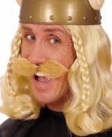 Snor Groot Blond