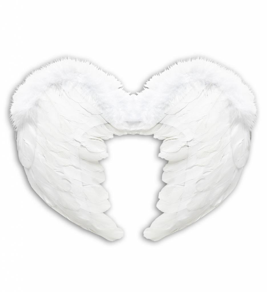 Veren Vleugels 37X50Xm Wit