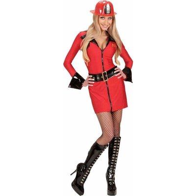 Brandweer Dame Sexy