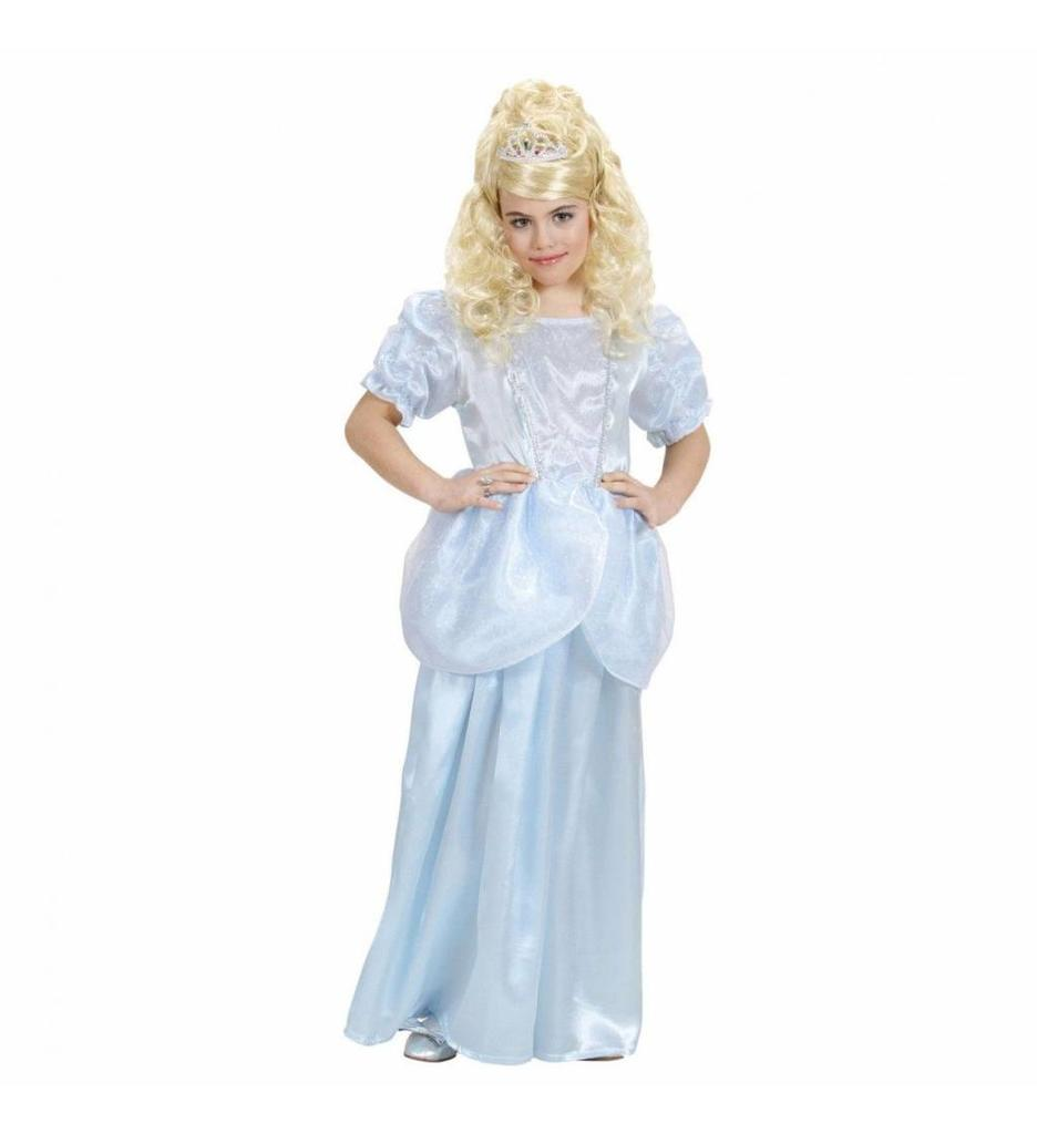 Prinses Lichtblauw