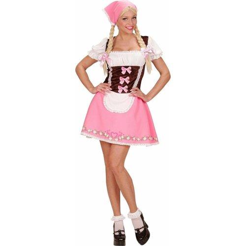 Widmann Beiers Tiroler Pakje Roze