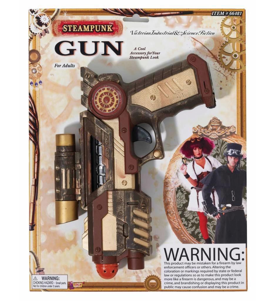 Steam Punk Pistool